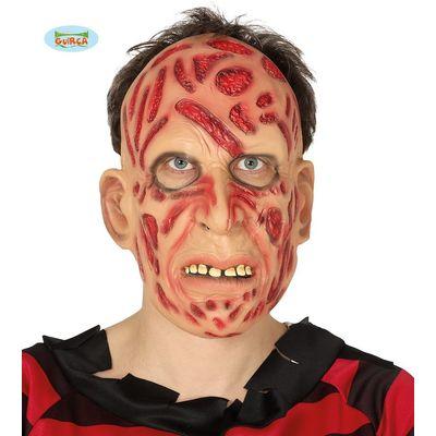 Halloween masker Freddy Kruger