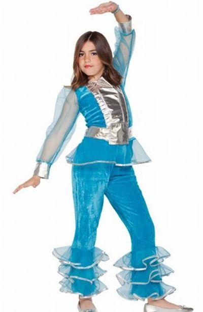 Disco kostuum kind