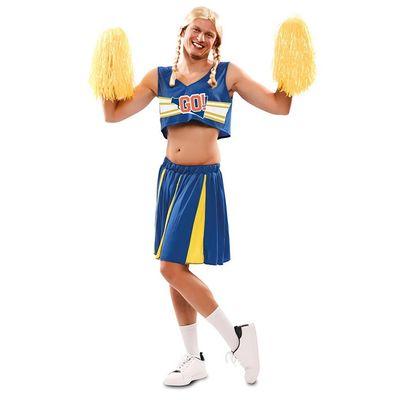 Cheerleader man