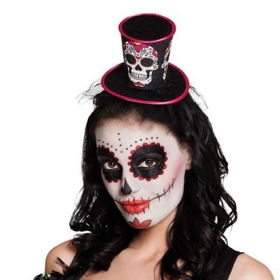 Foto van Tiara Day of the Dead