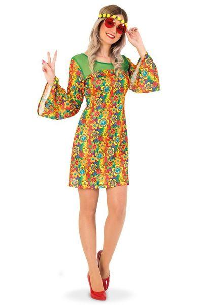 Hippie-jurk dames
