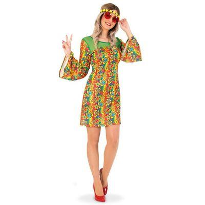 Foto van Hippie-jurk dames
