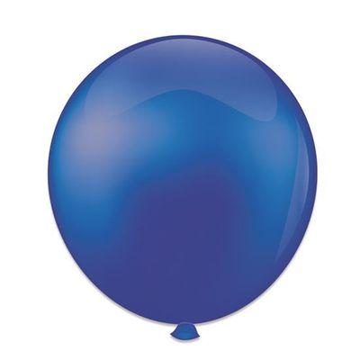 Ballonnen kristal blauw (61cm)