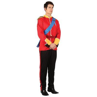 Foto van Prins Harry kostuum