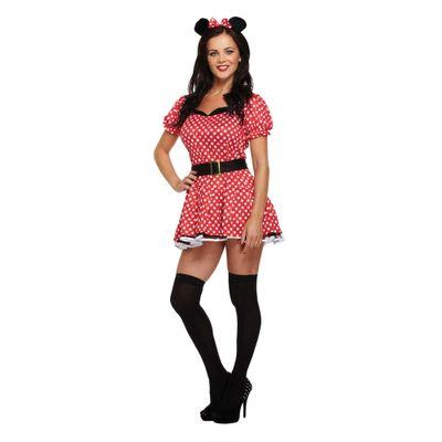 Foto van Minnie mouse jurkje