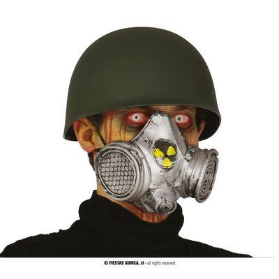 Foto van Gas Masker Nuclear