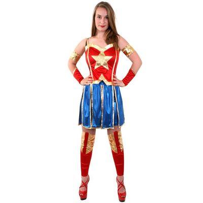 Foto van Circus kostuum
