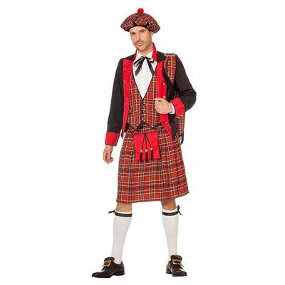 Schots kostuum Luxe