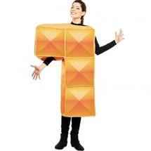 Tetris pak oranje