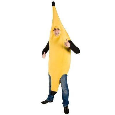 Foto van Bananen kostuum