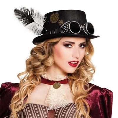 Foto van Hoge hoed specspunk