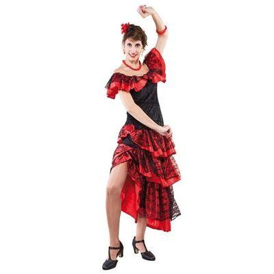 Flamenco jurk