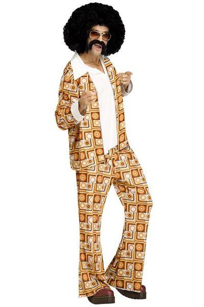 Disco Dude kostuum