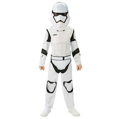 Foto van Stormtrooper Episode kostuum (licentie) jongens