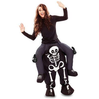 Foto van Carry me kostuum skelet