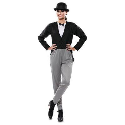 Stan Laurel kostuum (dunne)