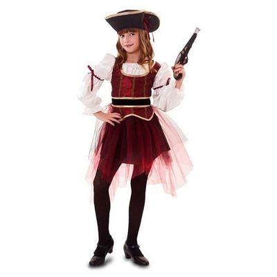 Foto van Piratenpak meisje