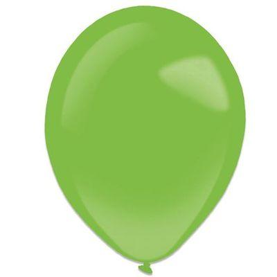 Ballonnen festive green (28cm) 50st
