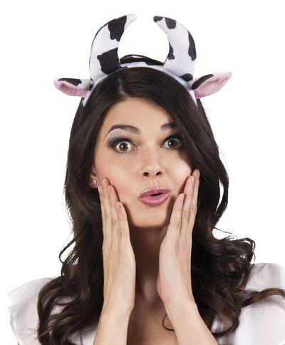 Diadeem koe