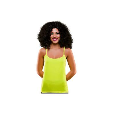 Neon top geel