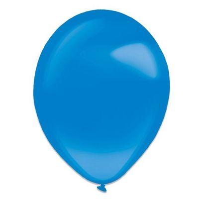 Ballonnen royal blue crystal (13cm) 100st
