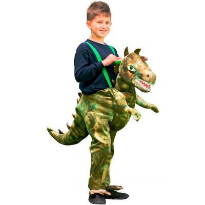 Foto van Dinosaurus kostuum kind