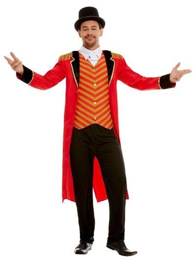 Circus temmer kostuum heren