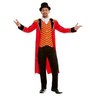 Foto van Circus temmer kostuum heren