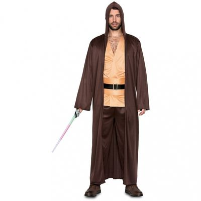 Jedi kostuum met cape