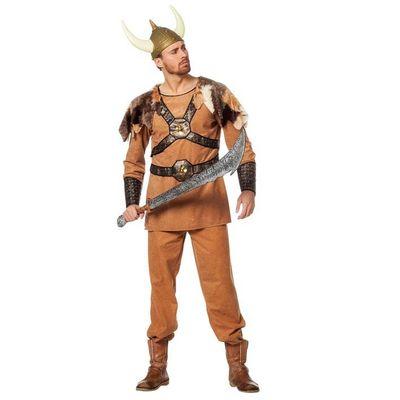 Foto van Viking kostuum Luxe