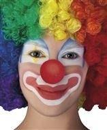 Schuimneus clown rood