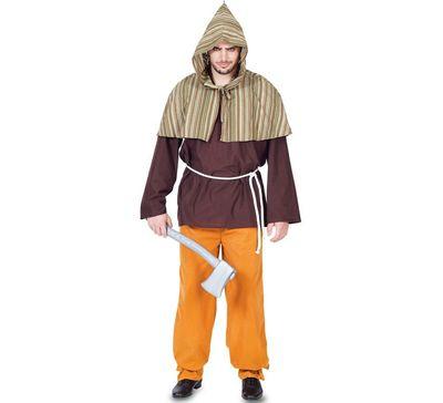 Middeleeuws beul kostuum