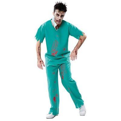 Chirurg kostuum - zombie