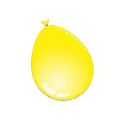 Ballonnen geel (30cm) 50st