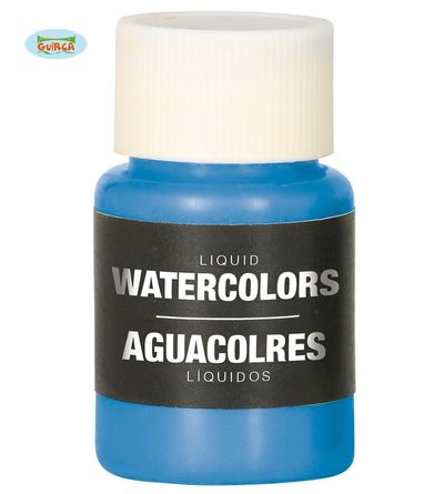 Body paint op waterbasis - blauw