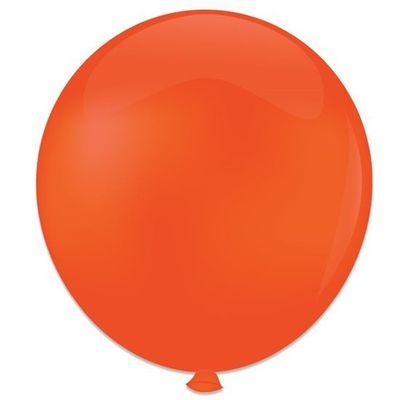 Foto van Topballon oranje (91cm) 6st