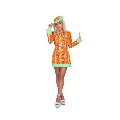 Foto van Groovy hippie jurkje