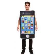 Apres ski smartphone kostuum