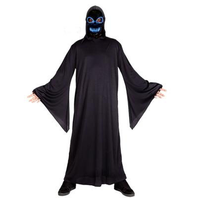 Foto van Grim Reaper Kostuum met licht