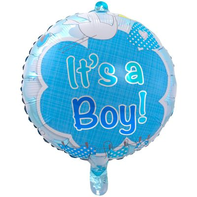 Foto van Folieballon It's a boy