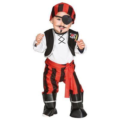 Piraten kostuum baby