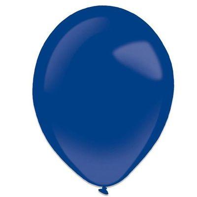 Ballonnen ocean blue (28cm) 50st