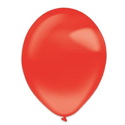 Ballonnen apple red (13cm) 100st