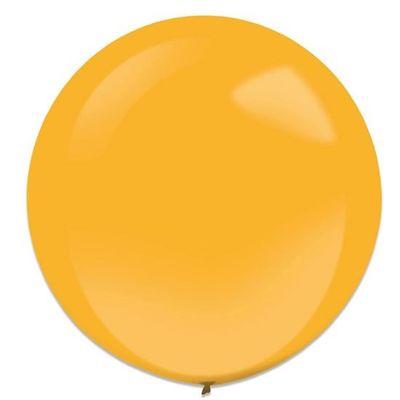 Ballonnen orange peel (60cm) 4st