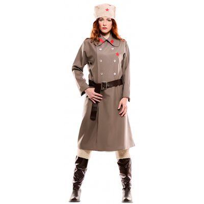 Foto van Russisch kostuum dames