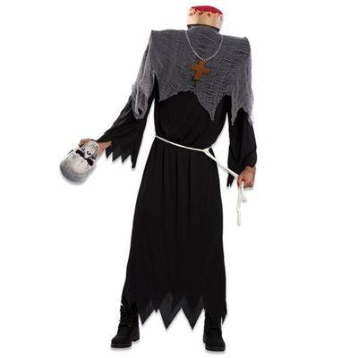 Foto van Onthoofde monnik kostuum