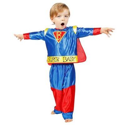 Foto van Superbaby kostuum