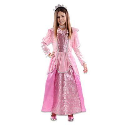 Prinsessenjurk roze