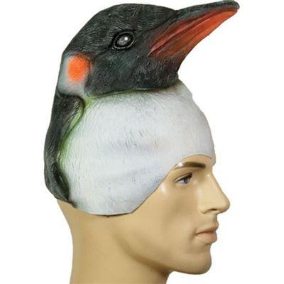 Rubberen muts pinguin