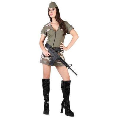 Militair kostuum dames